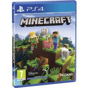Minecraft Bedrock PS4