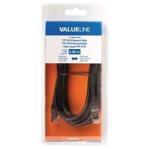 Value Line VLCB85210B30, mrežni kabel CAT6 F/UTP, 3.0m
