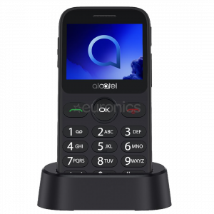 Mobitel Alcatel OT-2019G: Siva