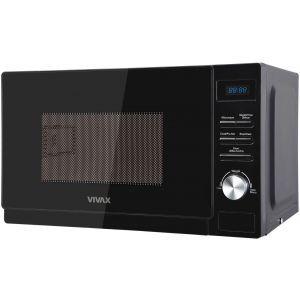 Outlet_Mikrovalna pećnica Vivax MWO-2070BL crna - OŠTEĆEN UREĐAJ