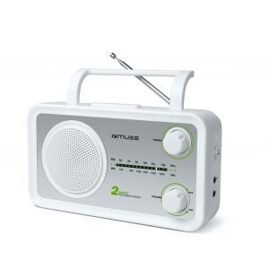 MUSE AM FM RADIO M-06SW