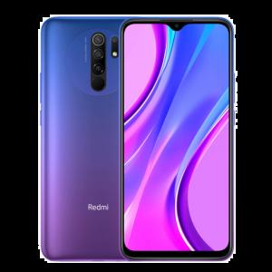 Mobitel XIAOMI REDMI 9 3/32 GB: Ljubičasta