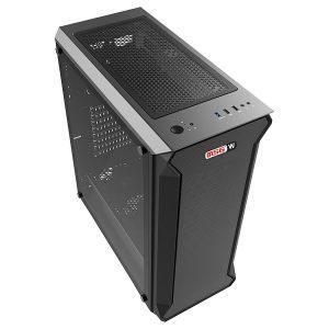 Računalo MSG Sancta Gamer i115 Intel Core i5 10400F 2,90 GHz,Intel B460,1x8GB DDR4 2666MHz,NVIDIA GeForce GTX 1660 6GB GDDR5,M.2 SSD 500GB,HDD 1TB,NO ODD, Free DOS