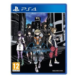 Neo: The World Ends With You PS4 Preorder