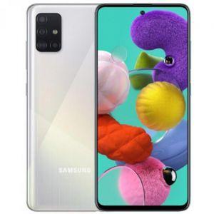 Outlet_Mobitel Samsung Galaxy A71 bijeli dual SIM SM-A715F - SERVISIRAN UREĐAJ, JAMSTVO DO 14.8.2022