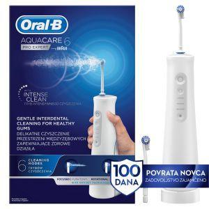 Tuš za zube OralB AQUA CARE 6 PRO EXPERT