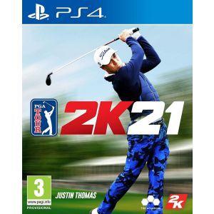 PGA Tour 2k21 PS4