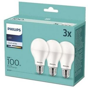 Žarulja Philips LED  E27, 100W, Warm White, 3kom