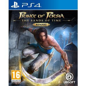 PRINCE OF PERSIA SANDS OF TIME REMAKE PS4 Preorders