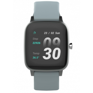 Sat VIVAX SMART watch LIFE FIT gray