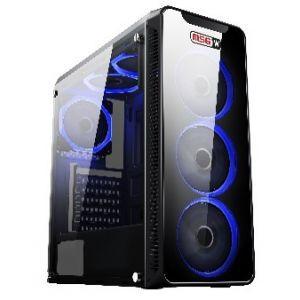 Računalo MSG Sancta Gamer a110 AMD Ryzen 5 2600 3,40GHz,AMD A320,1x8GB DDR4 2666MHz,NVIDIA GeForce GTX 1650 4GB GDDR6,SSD 240GB,HDD 1TB,NO ODD, Free DOS
