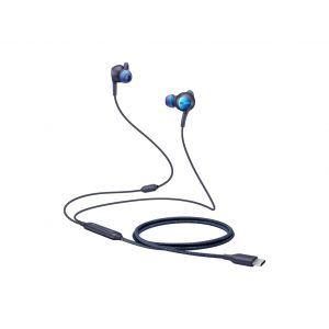 Slušalice AKG Samsung USB-C crno-plave ANC  EO-IC500BBEGWW