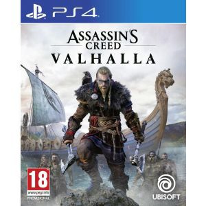 ASSASSIN'S CREED VALHALLA STANDARD EDITION PS4