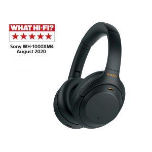Slušalice Sony bežične s funkcijom blokade buke WH-1000XM4/B
