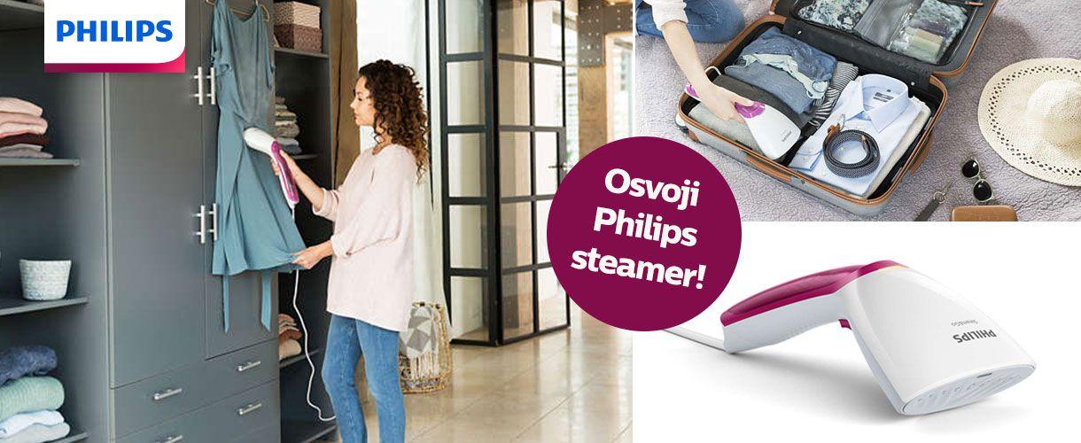 Nagradni natječaj - Philips premetaljka za lakše glačanje!