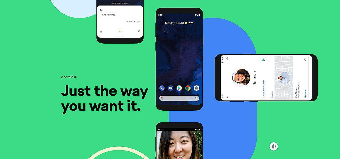 Stigao je Android 10, evo što donosi