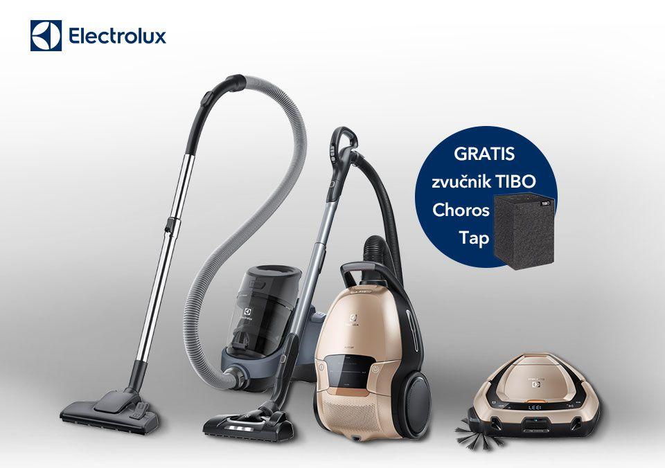 Odabrani Elektrolux usisavači po super cijeni!