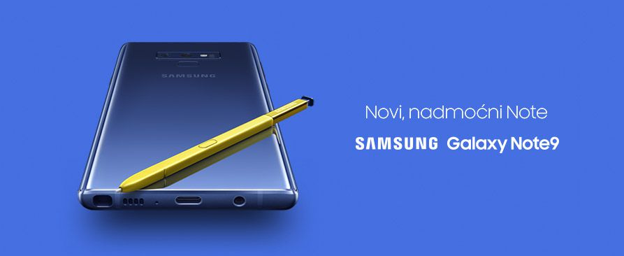Samsung S9, S9+ i Note9 možete isprobati na tjedan dana, bez obveza