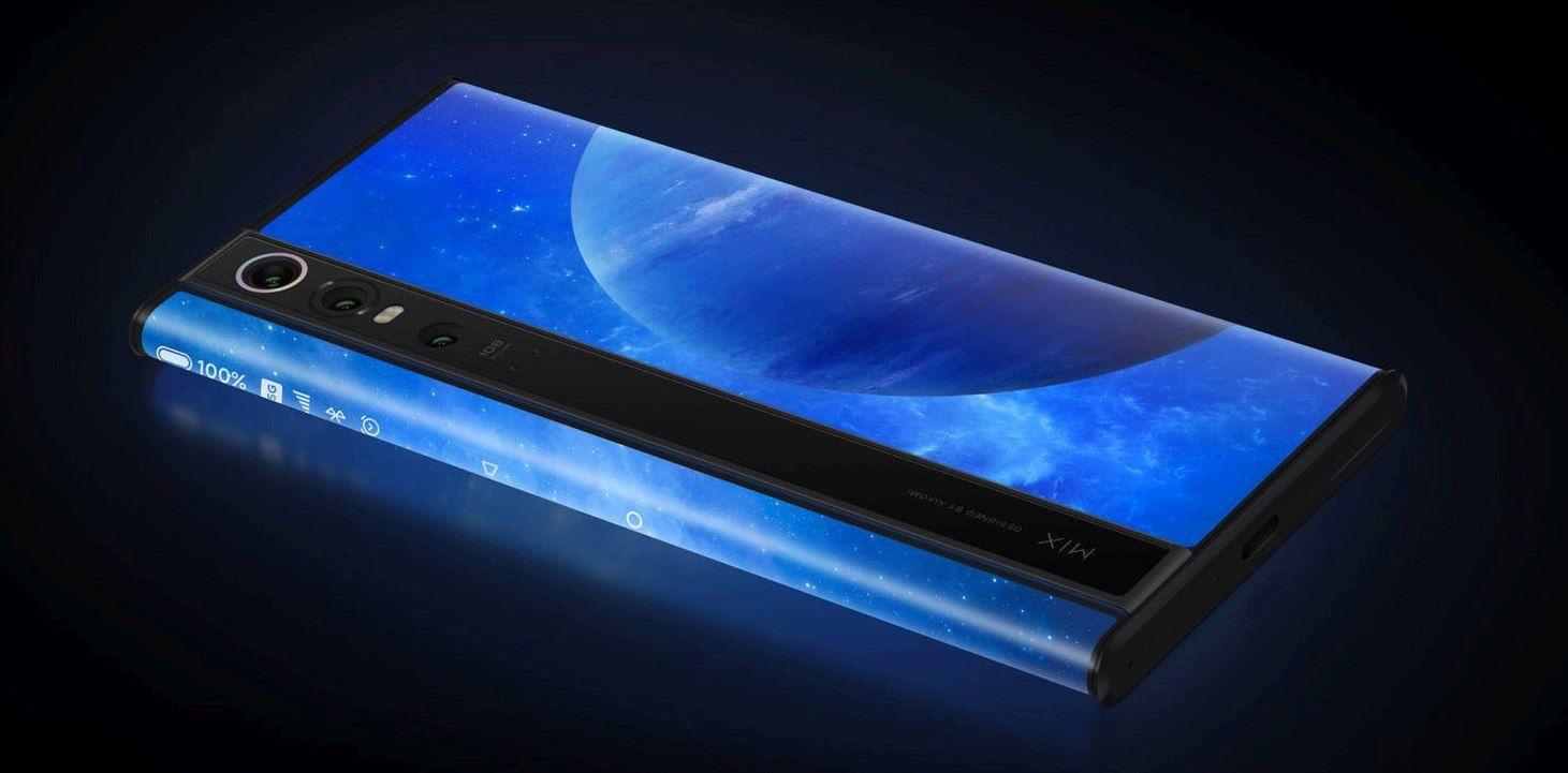 Xiaomi Mi Mix Alpha će biti najskuplji i najatraktivniji mobitel današnjice