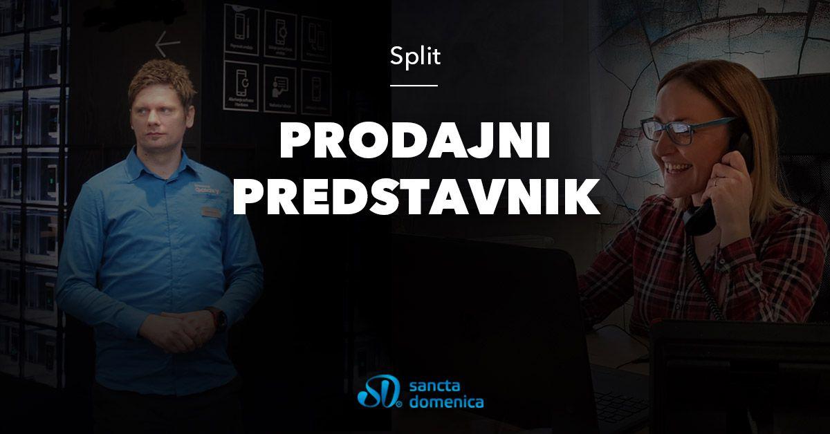 Tražiš posao? Pridruži se pobjedničkom timu u Splitu!