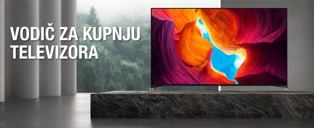 Vodič za kupnju televizora