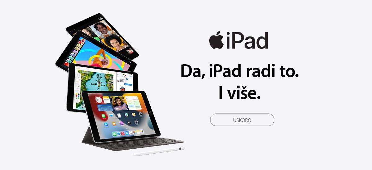 Predstavljena deveta generacija iPada