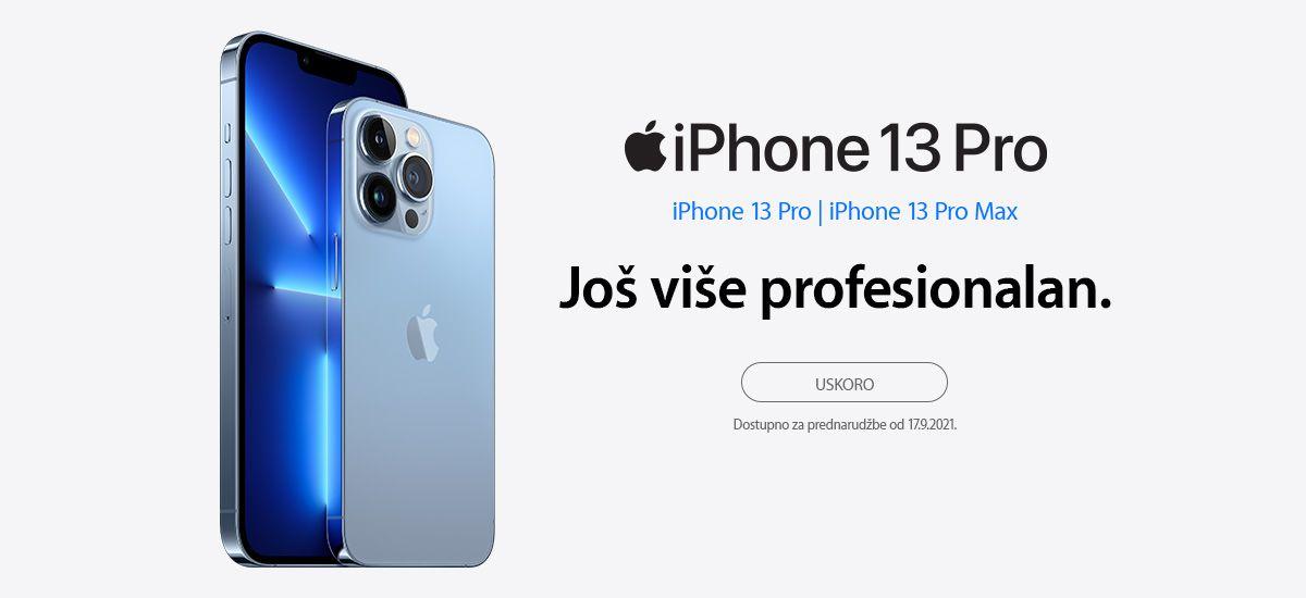 Predstavljeni novi iPhone 13 Pro i iPhone 13 Pro Max