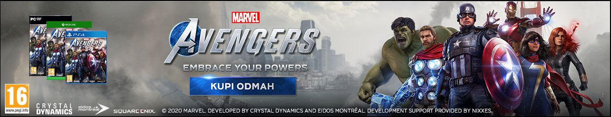 Marvel's Avengers - zaigraj odmah!