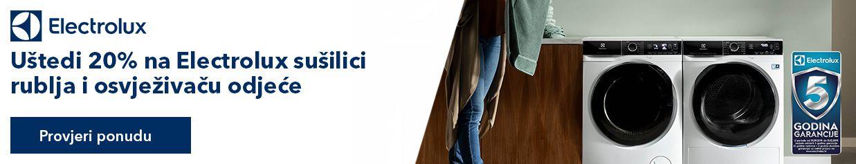 Omogućite svojoj odjeći dulji vijek trajanja uz PerfectCare sušilice.