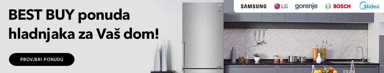 BEST BUY ponuda hladnjaka za Vaš dom!