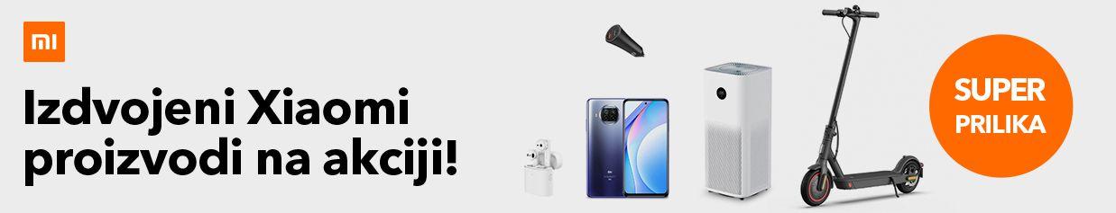 Izdvojeni Xiaomi proizvodi na akciji!