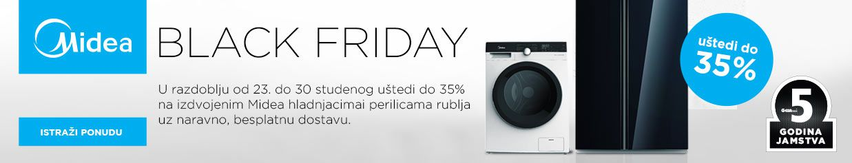 Midea Black Friday