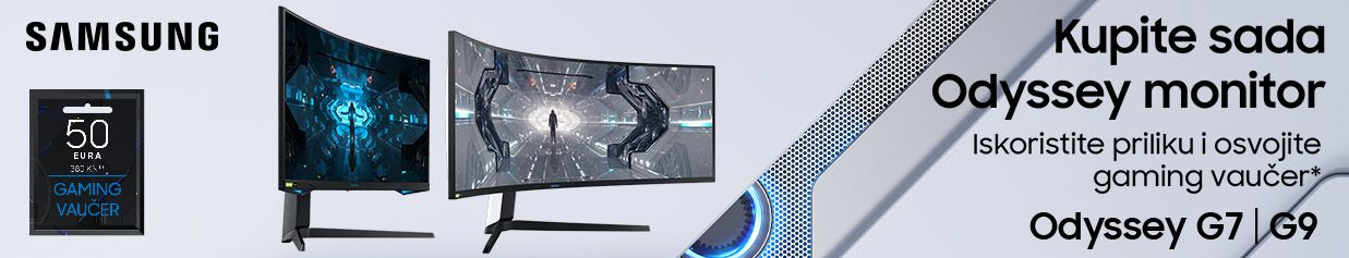 Kupite sada Odyssey monitor