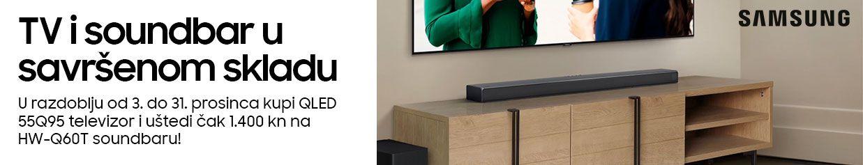 TV i soundbar u savršenom skladu