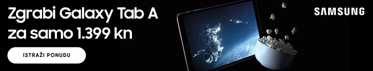 Zgrabi Galaxy  Tab A za 1.399 kn