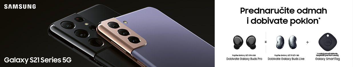 Stigli su novi Galaxy S21 pametni telefoni
