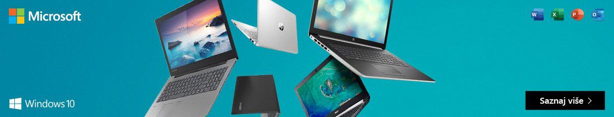 Kupi novi laptop ili PC i uštedi do 50% na Microsoft proizvodima