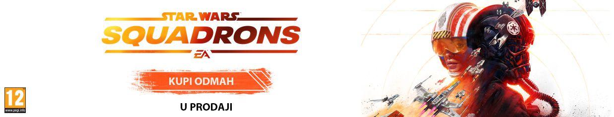 Star Wars Squadrons - U prodaji!