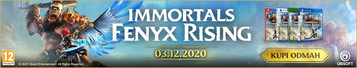 Immortals Fenyx Rising - U prodaji