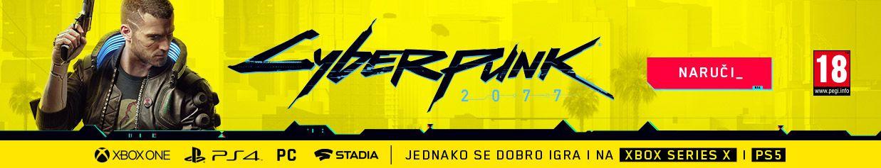 Cyberpunk 2077 - stigao je najočekivaniji RPG posljednjih godina!