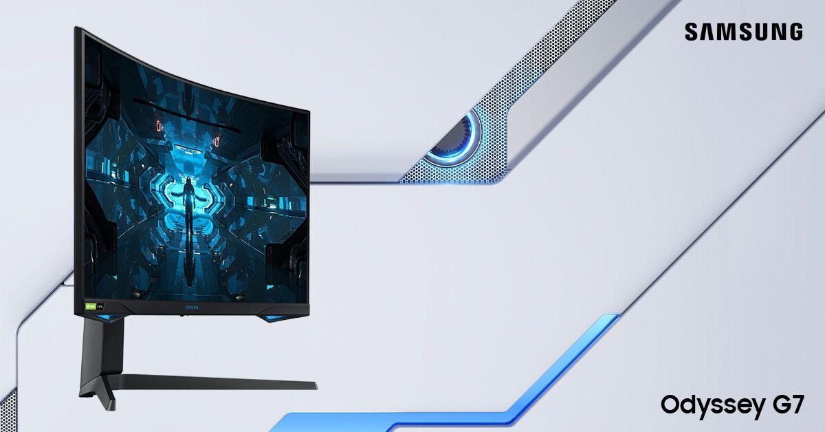 Uštedi čak 30% na Odyssey G7 gaming monitorima