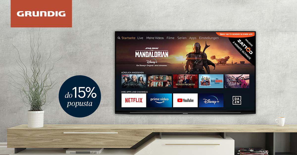 Grundig best buy ponuda televizora!