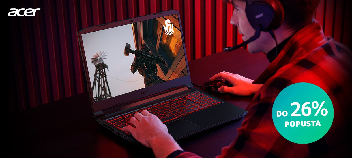 Zgrabi novi Acer laptop po super cijeni!