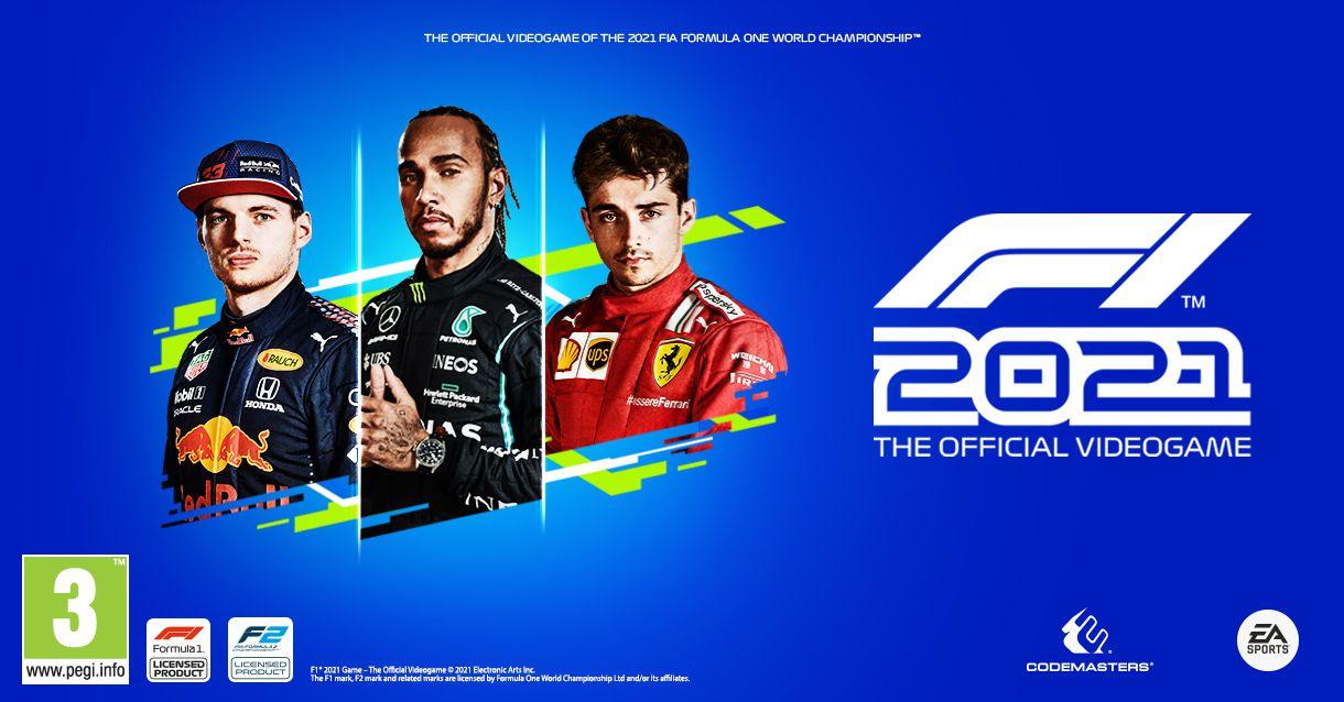 F1 2021 u prodaji!