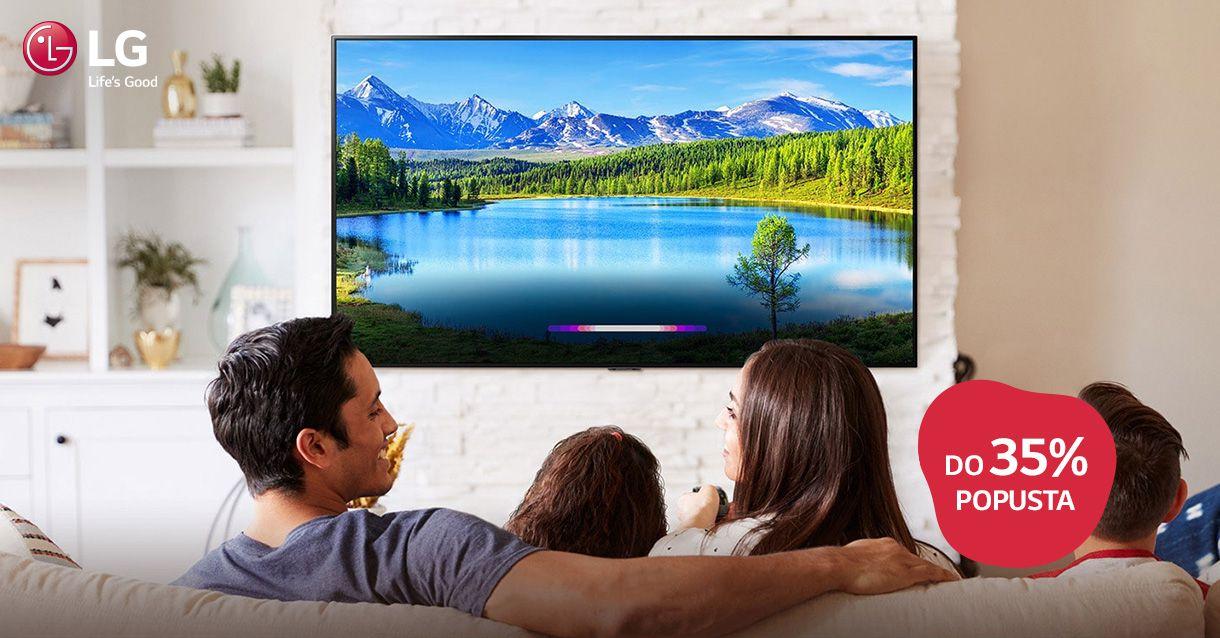 LG TV/AV uređaji na akciji