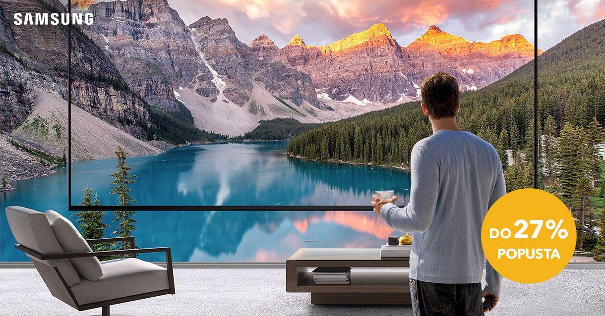 Samsung super veliki televizori na akciji!