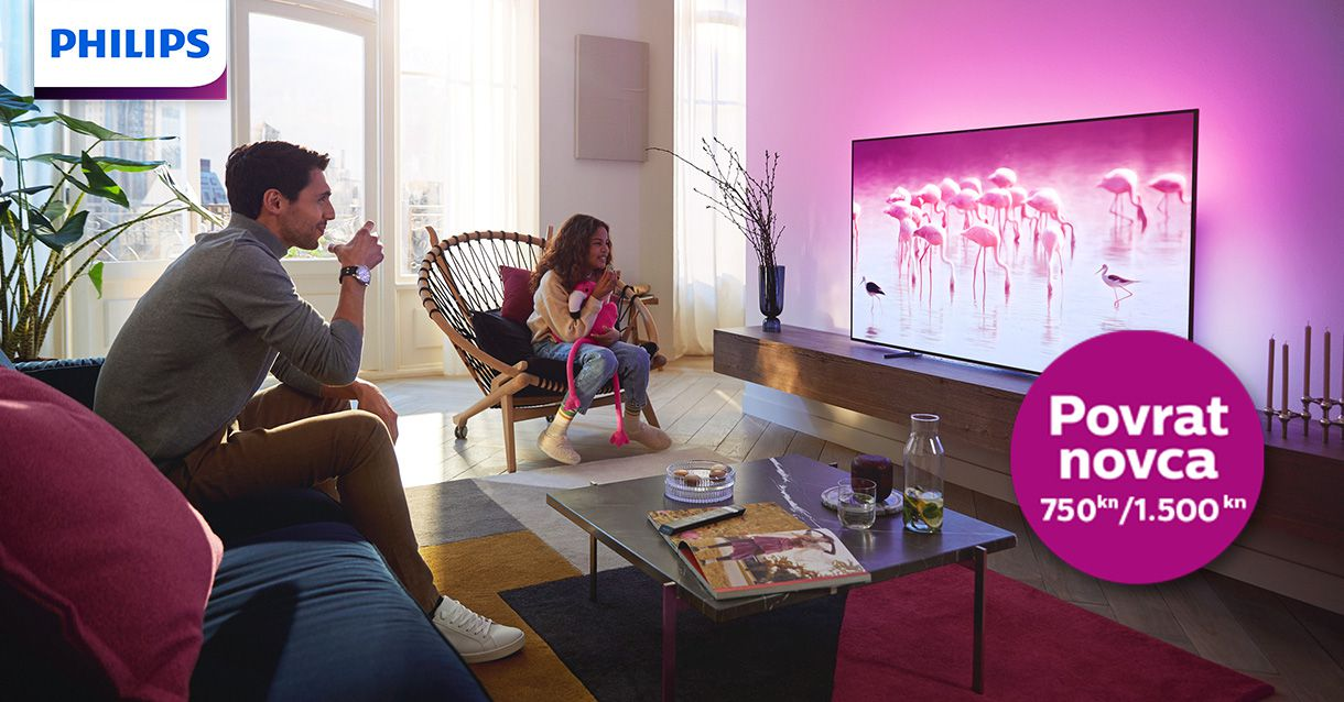 Philips OLED Cashback promocija!
