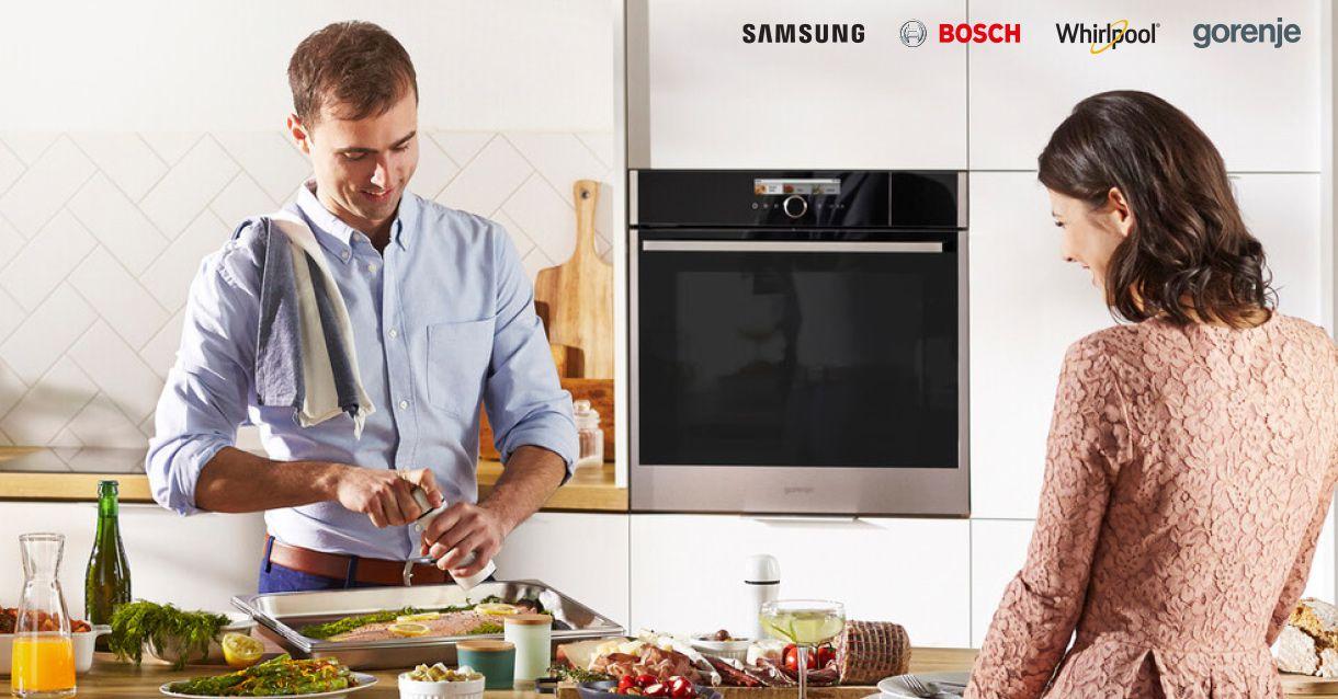 BEST BUY izbor ugradbene tehnike za Vašu novu kuhinju!