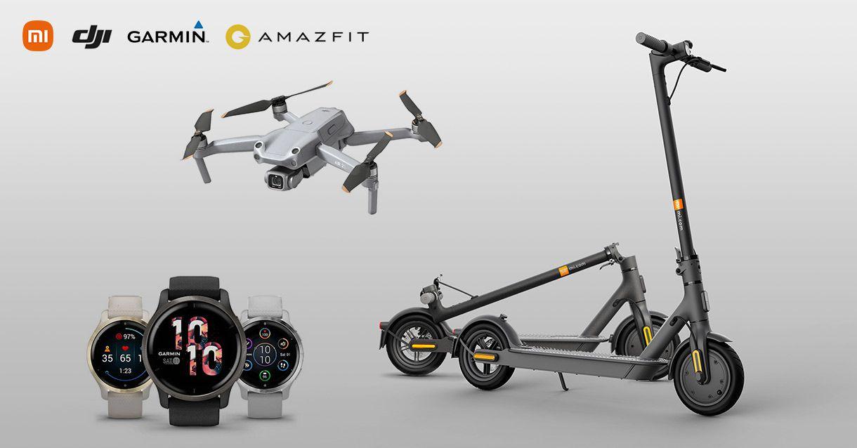 Zgrabi novi romobil, dron ili pametni sat  po super cijeni