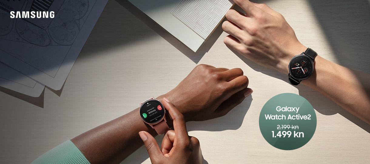 Zgrabi Samsung pametni sat ususret lijepom vremenu!